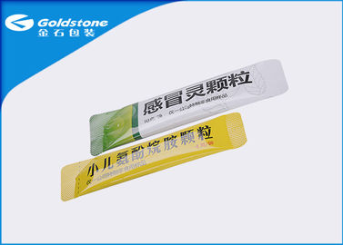 High Chemical Resistence Lamination Stick Pack Film , Durable Packing Stick